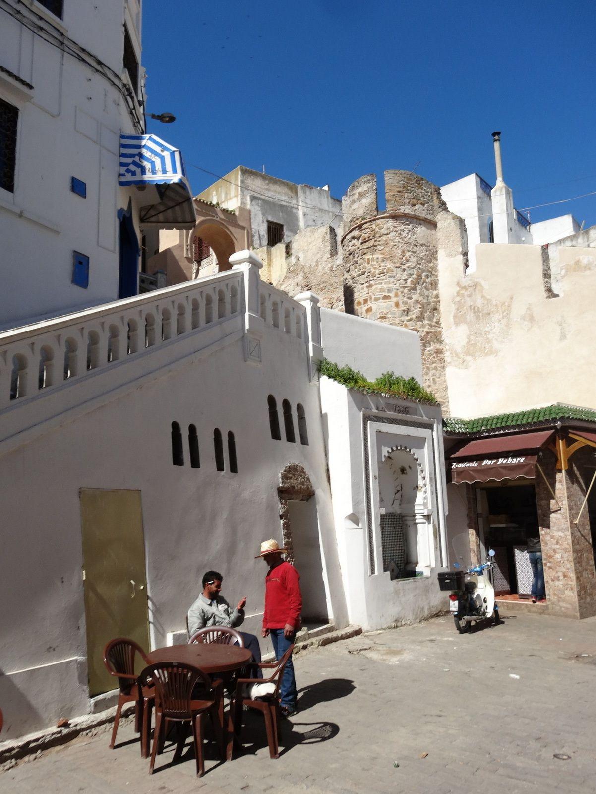 La lumière de Tanger