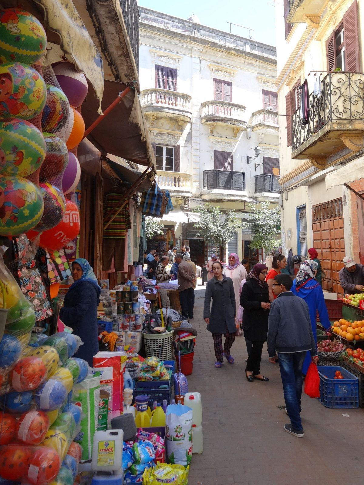 Ruelle de Tanger