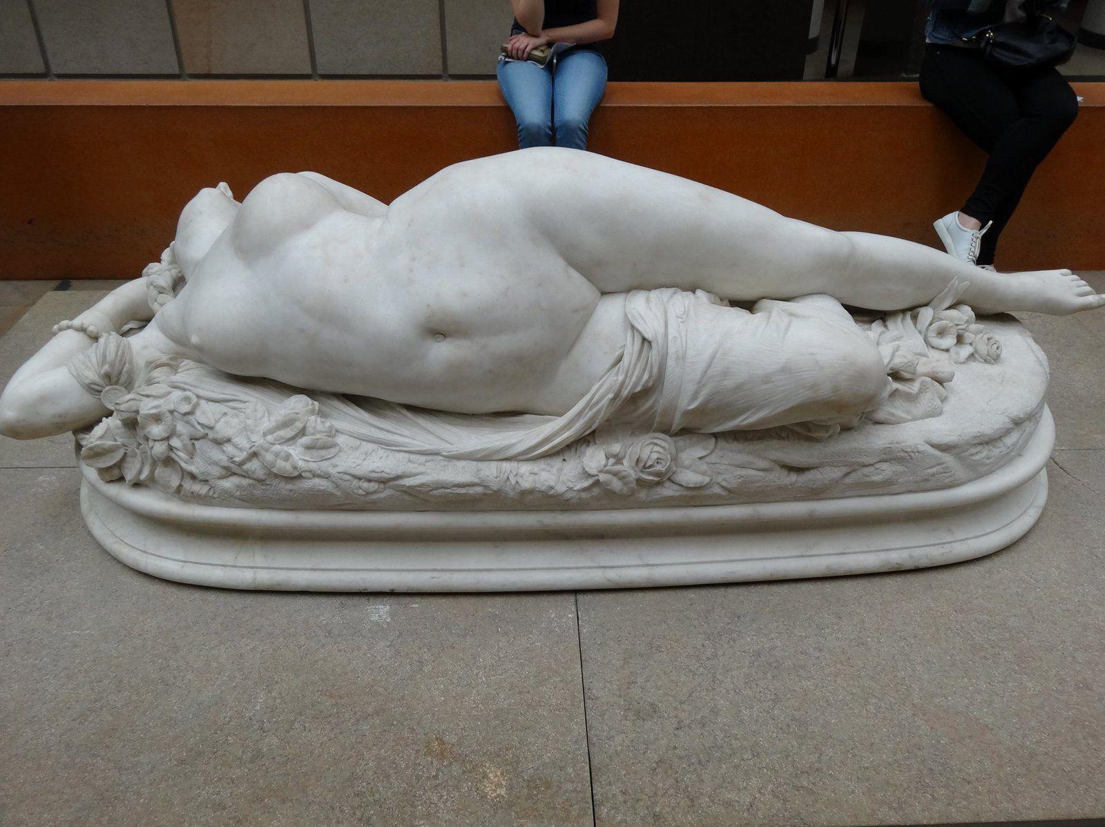 Visite à Orsay à Paris