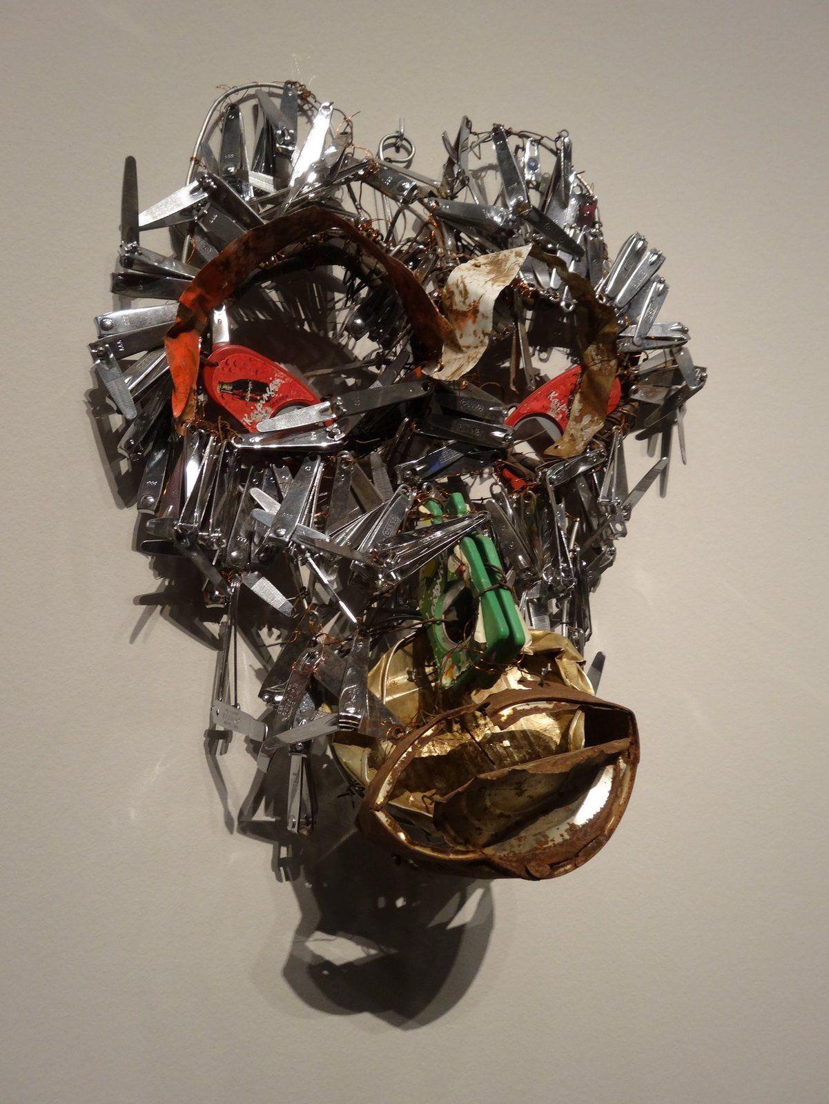 Merveilleuse exposition AFRIQUE à la Fondation Vuitton (dé-Burenifiée) à Paris (10 images à cliquer)