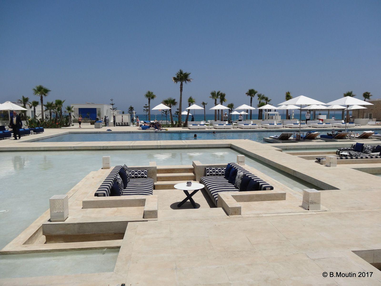 Le SOFITEL de M'diq au Maroc (5 photos)