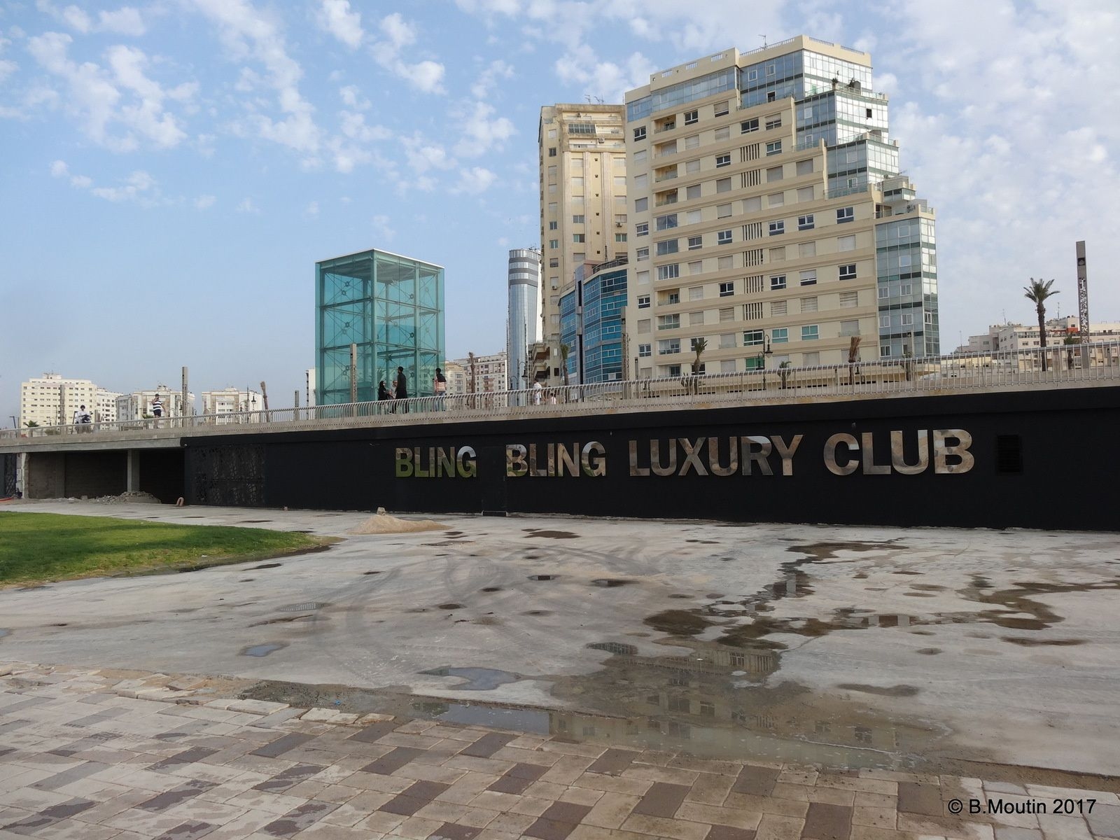 Le Bling Bling Luxury Club à Tanger