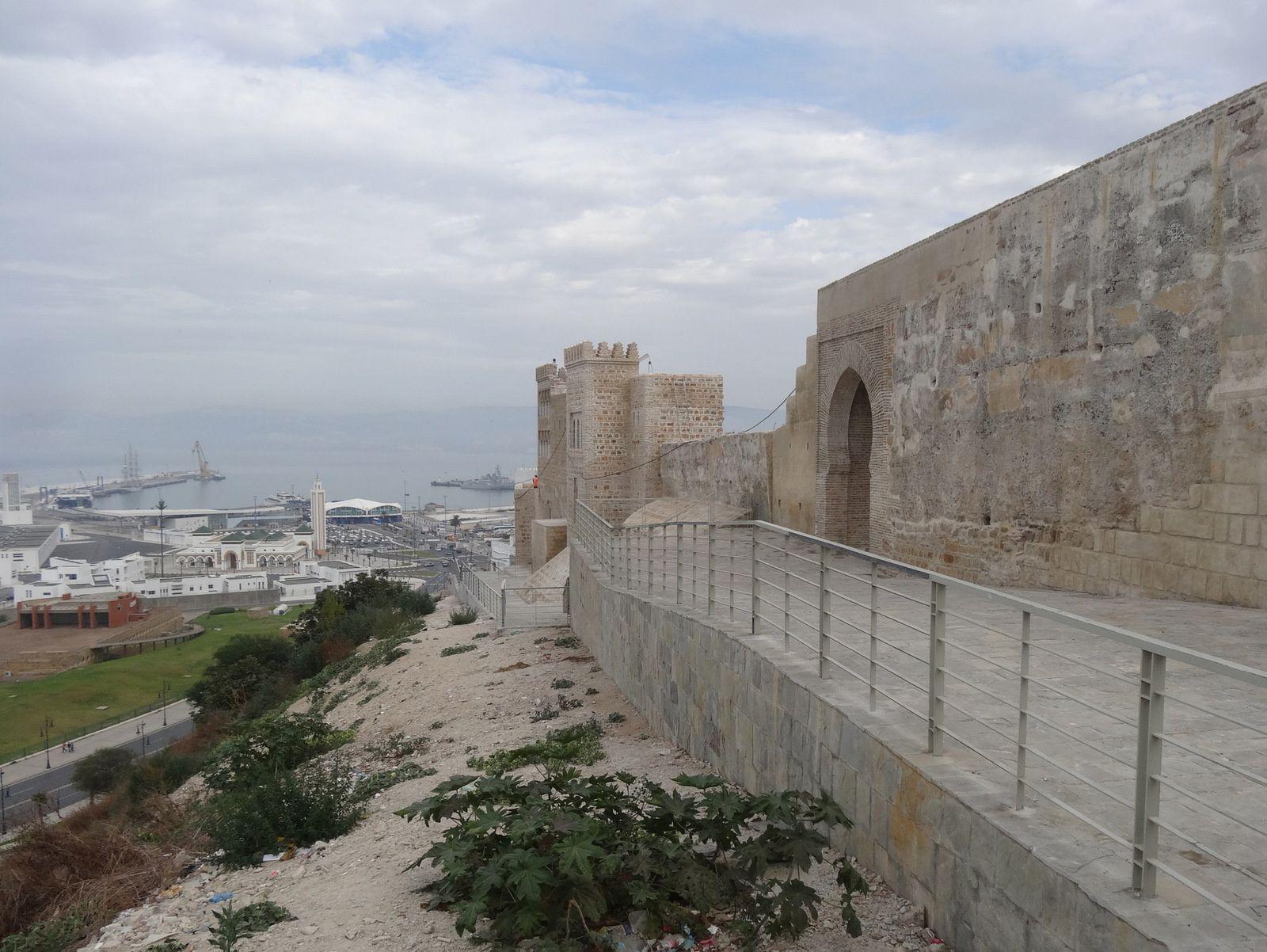 Le château d'YORK de Tanger reconstruit