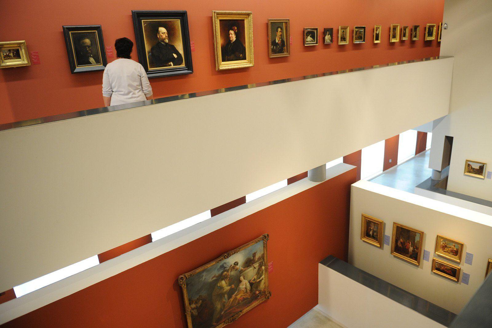 """Le Musée départemental Georges de la Tour, un bel écrin pour une soirée """"contes"""". Crédits : Conseil Général de la Moselle"""