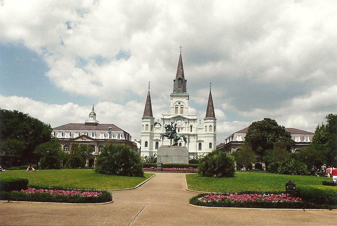 La Nouvelle-Orléans en Louisiane (Etats-Unis)