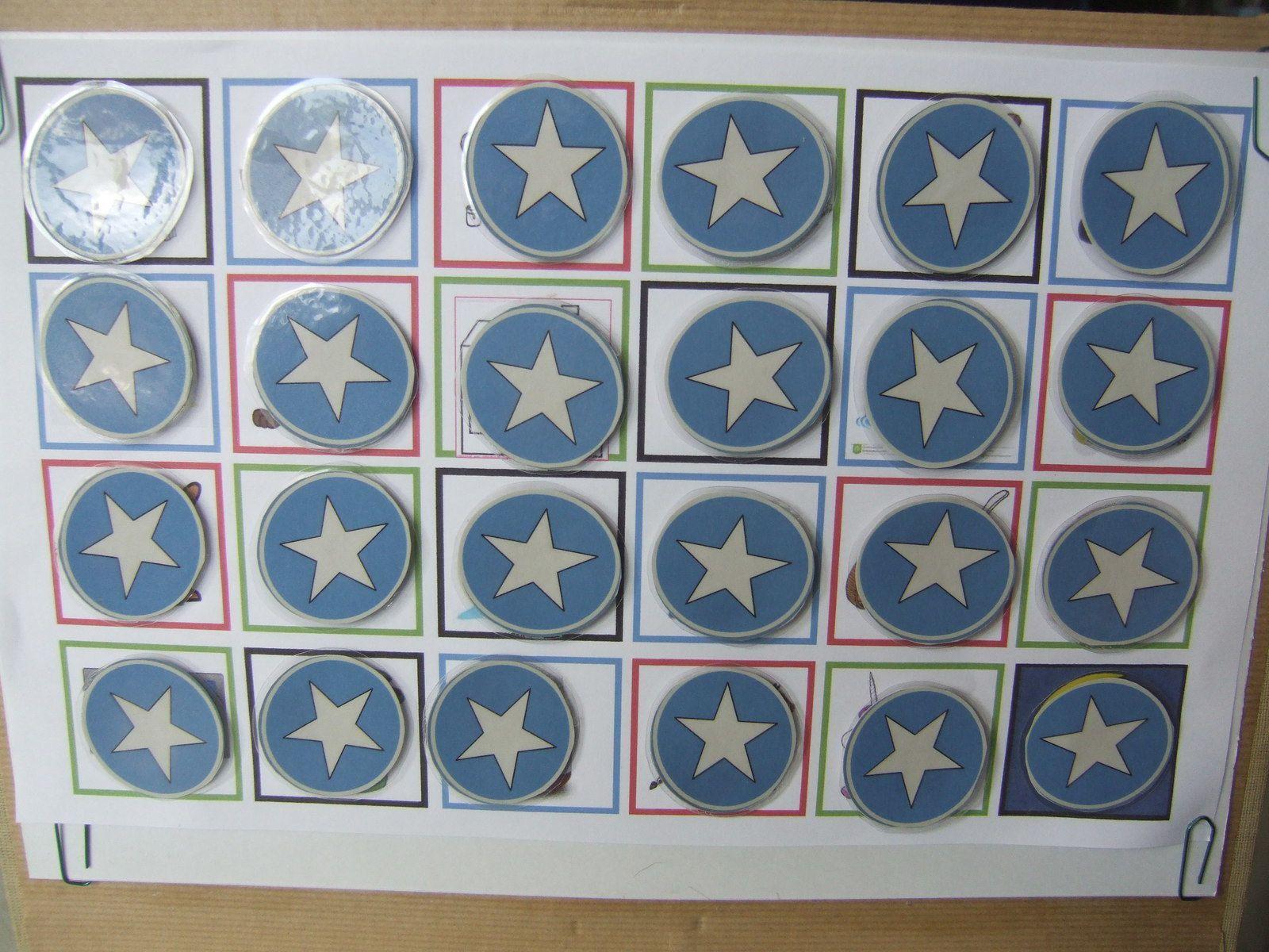 bingo des L