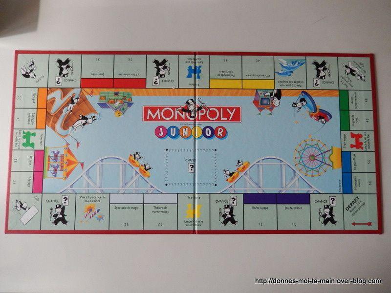 Mon premier Monopoly et Monopoly junior