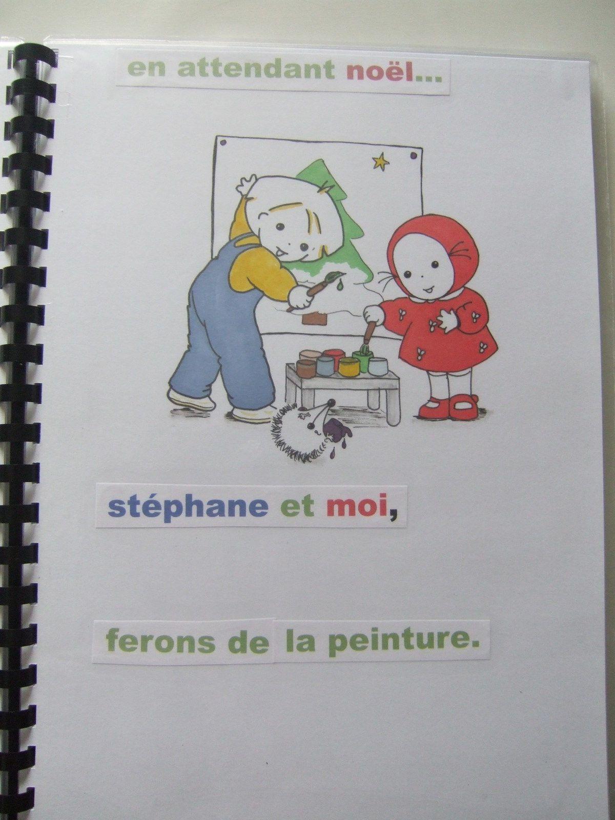 mon premier livre de Noël .