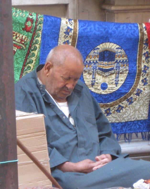 Les Egyptiens ont aussi leur bleu à l'âme.