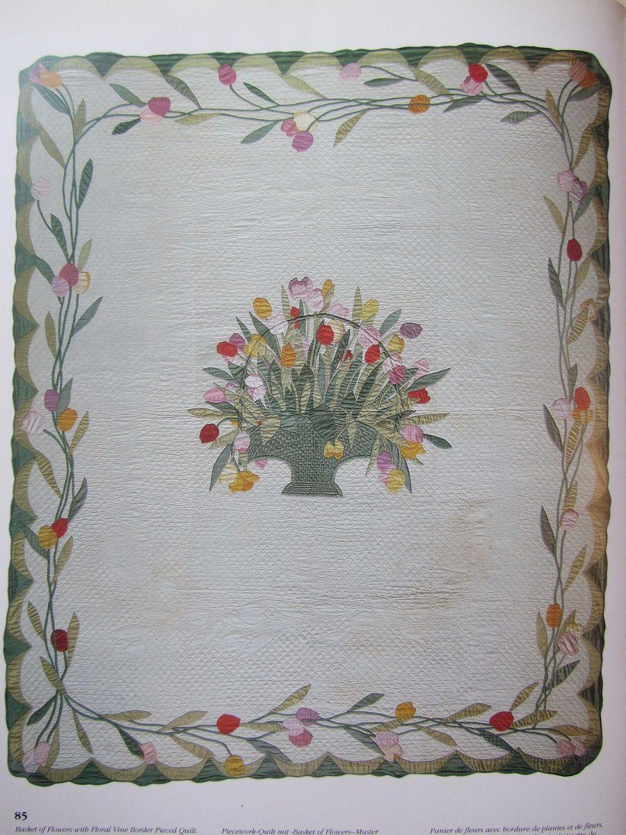 C'est un quilt que j'adore, qui date de 1930&#x3B;