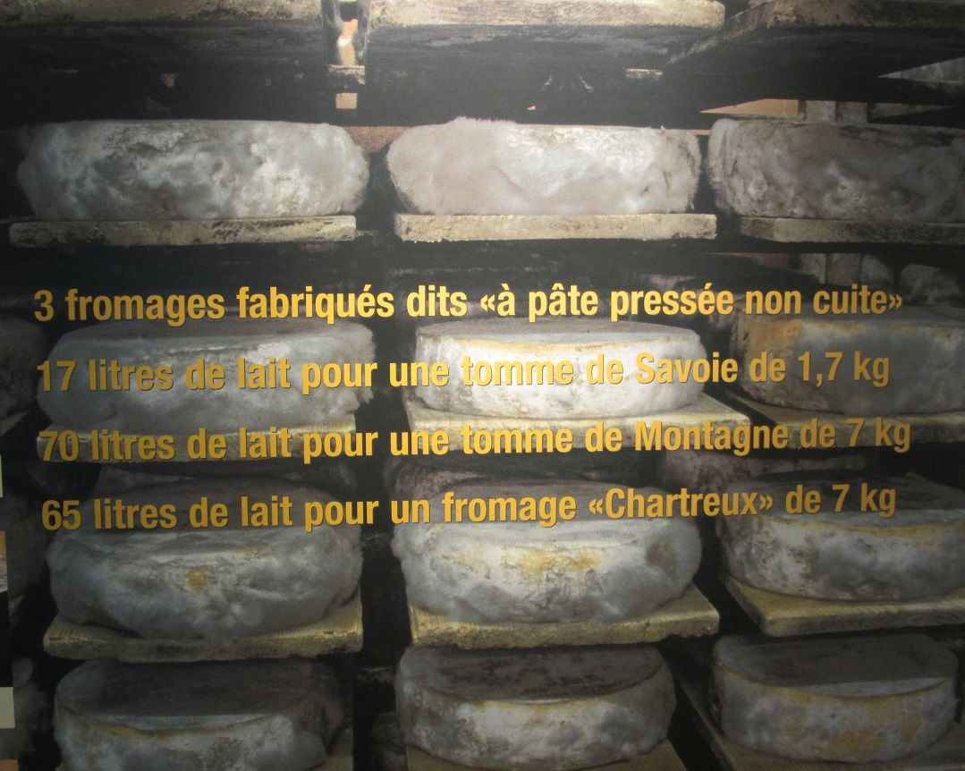 le chartreux fromage