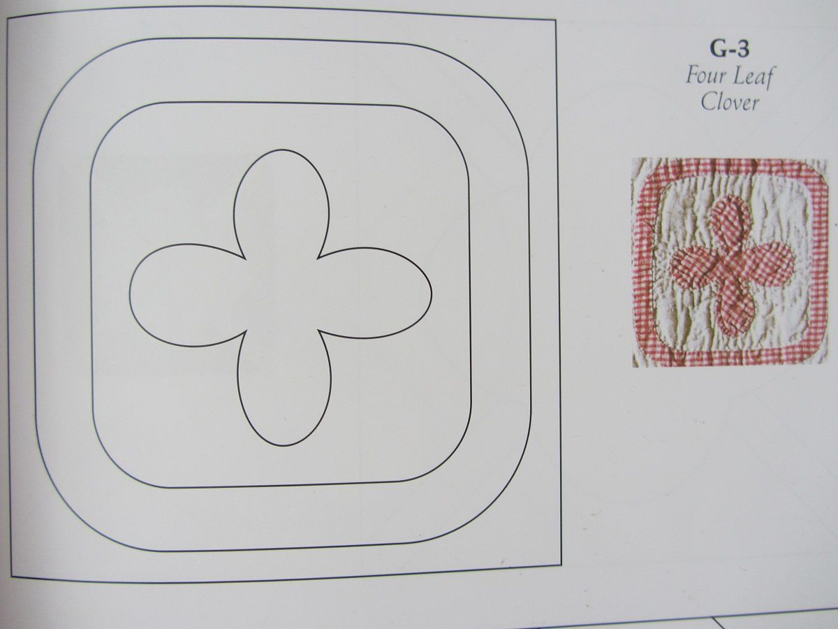 G3 Four leaf clover