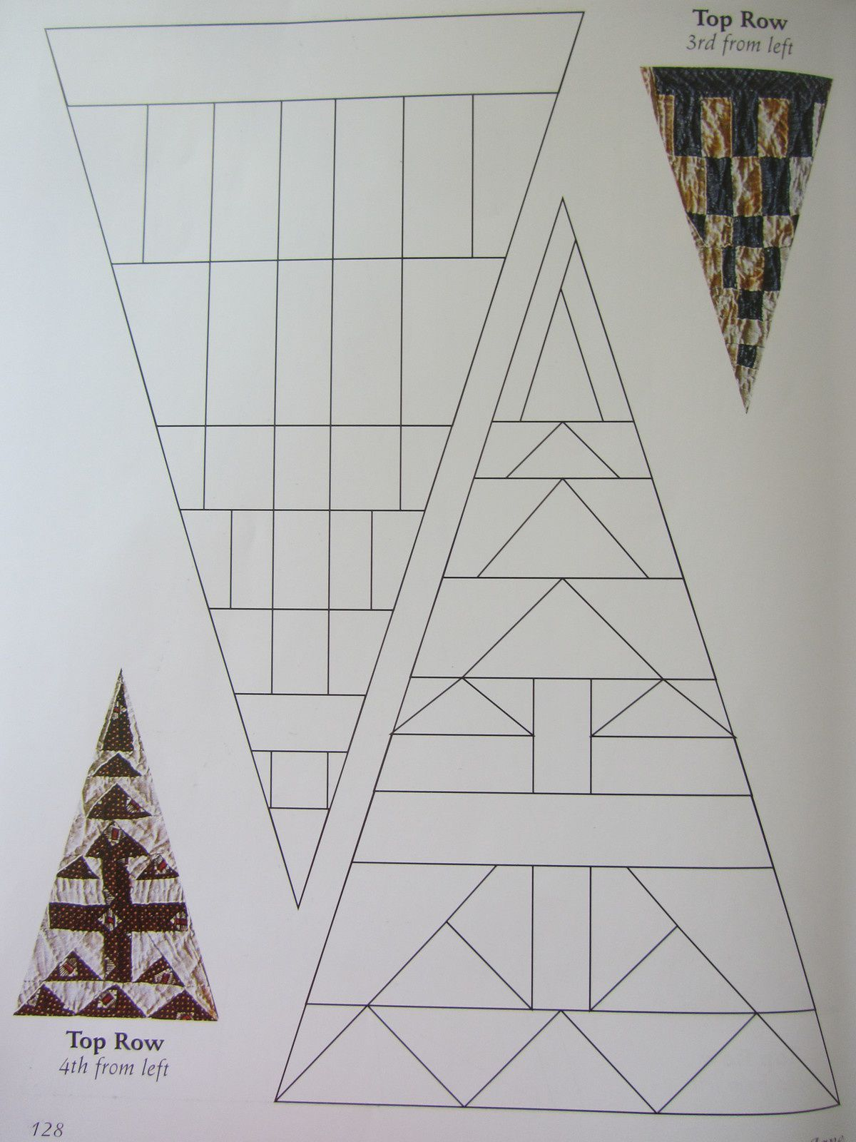 Dear-Jane triangles de bordure 1