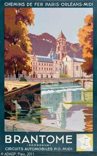 ^Nous partons donc au pays de notre coeur : la Dordogne. Bien sûr je ne vous abandonne jamais complétement, car comme à chaque fois&#x3B; j'ai programmé quelques articles.