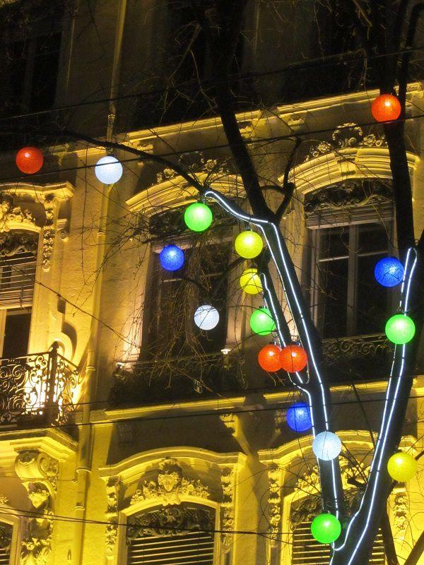 Encore quelques belles photos des lumières de Lyon.