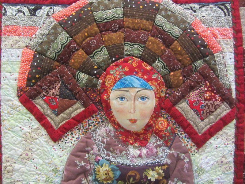 L'âme de la femme russe de Natalia Vikhrova