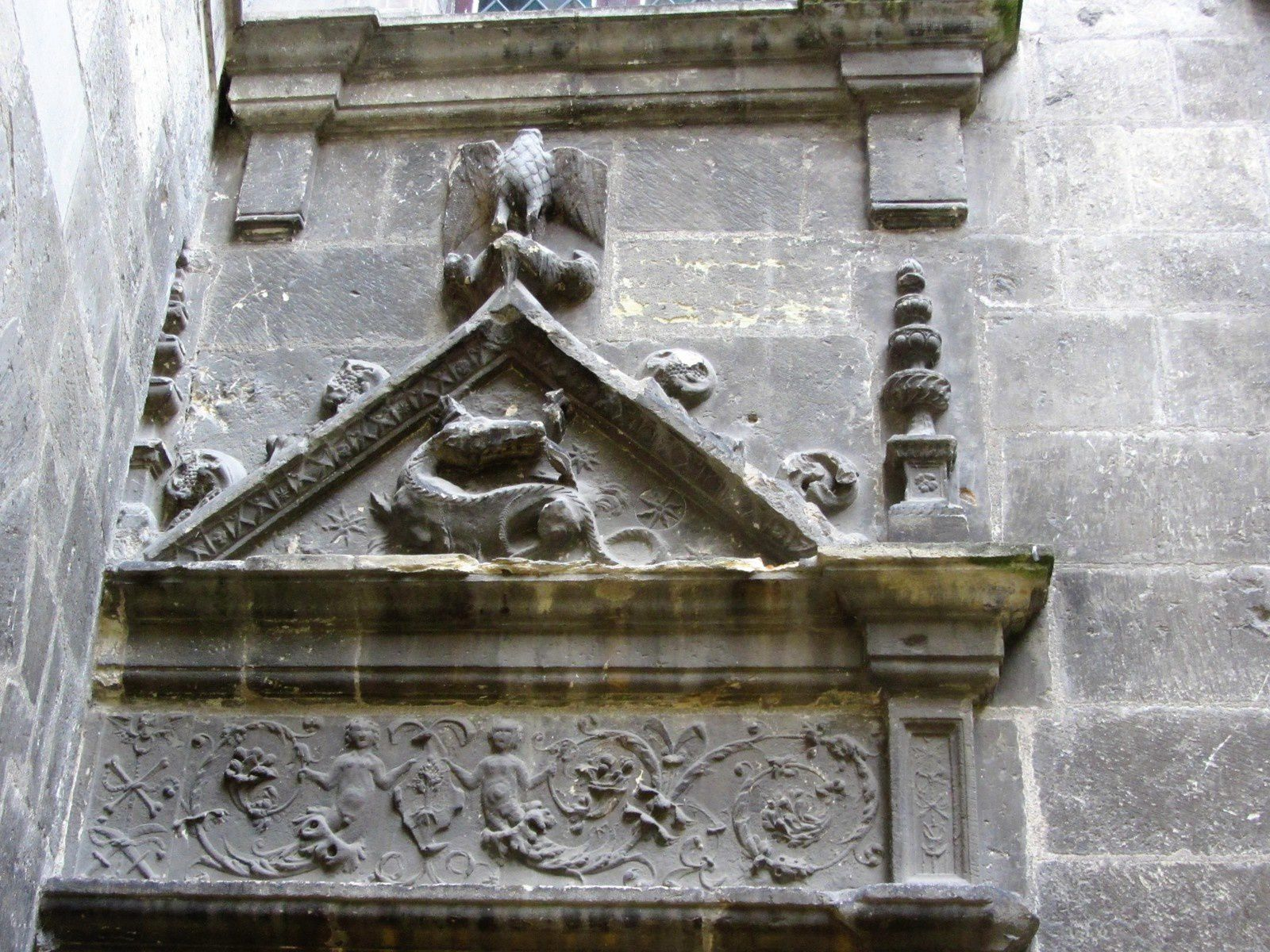 Des portes à Périgueux