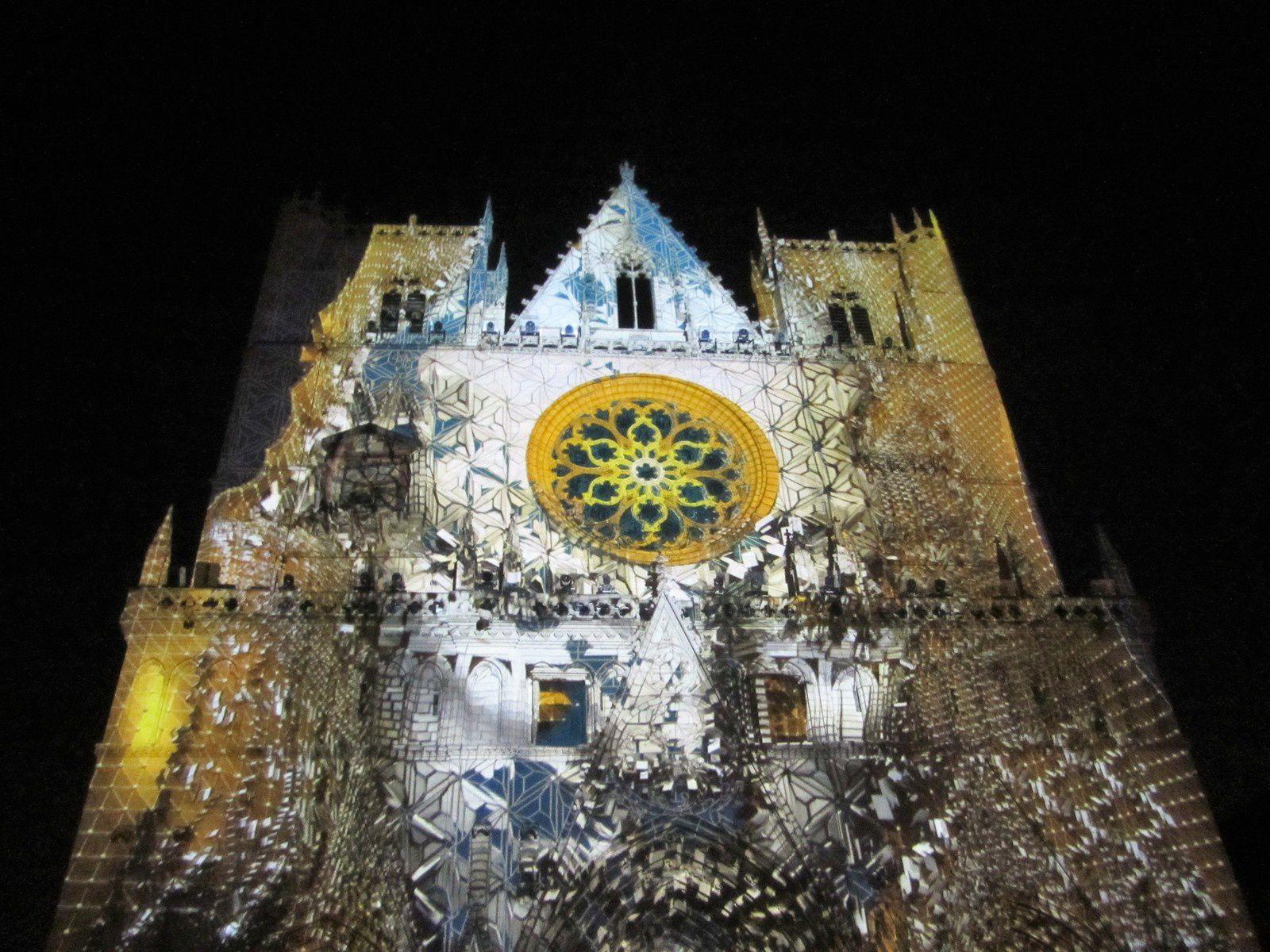 La cathédrale aux &quot&#x3B;cent visages&quot&#x3B;
