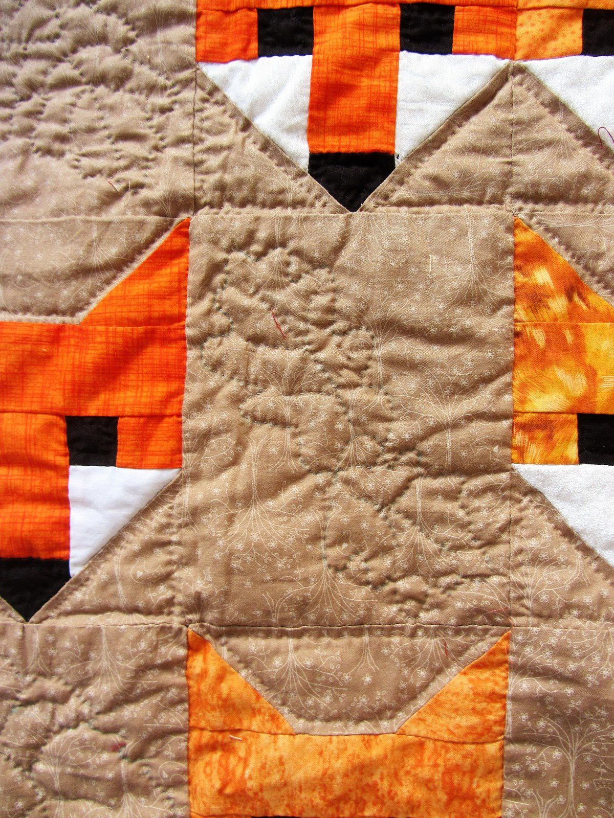 Patchwork : &quot&#x3B;les renards de James&quot&#x3B;