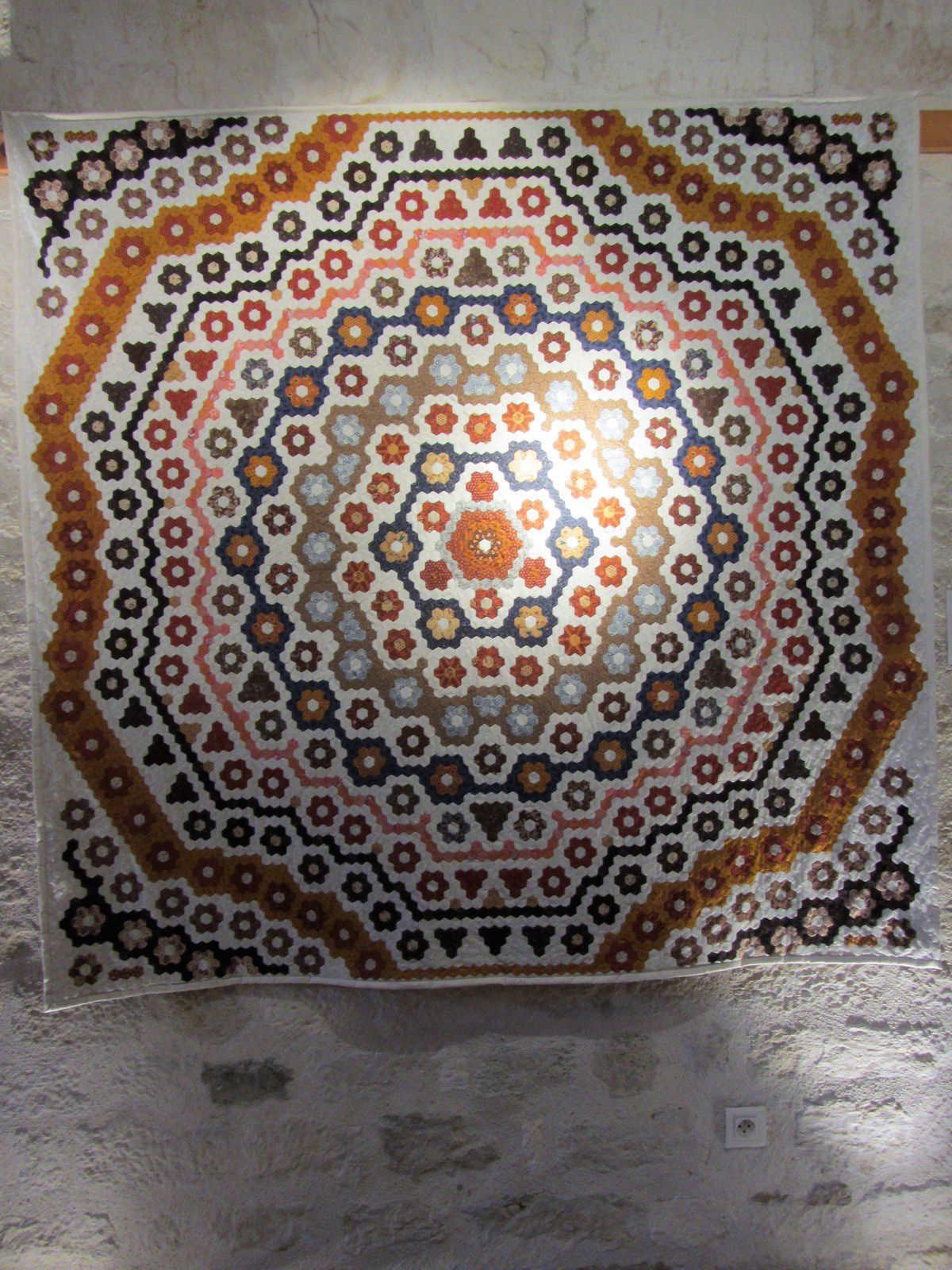 India Mosaïca de Dominique Husson