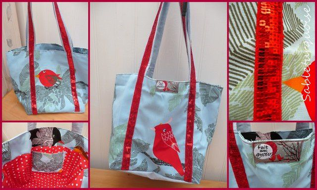 Un joli sac...un gros paquet
