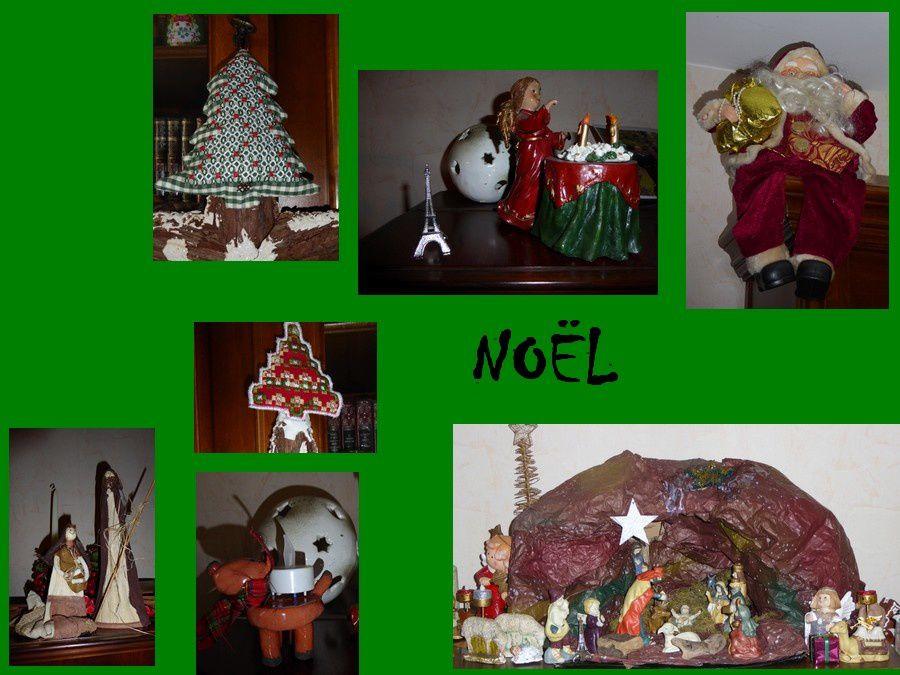 Des petits rennes pour Noël...