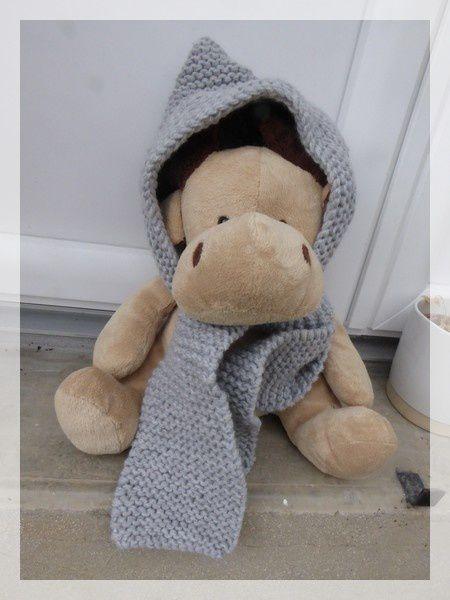 Des tricots pour l'hiver et pour Noël: