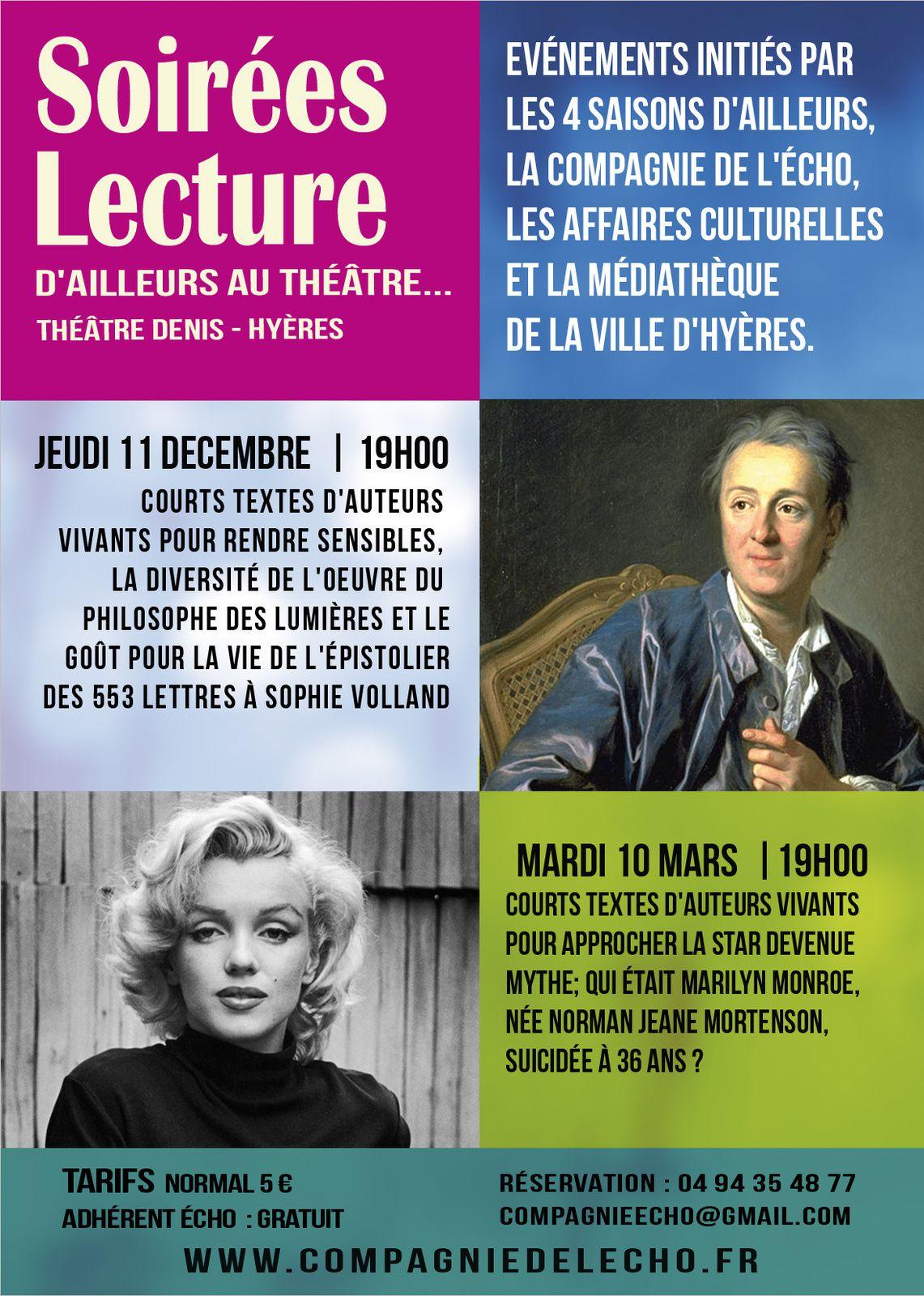 Manifestations Diderot pour tout savoir