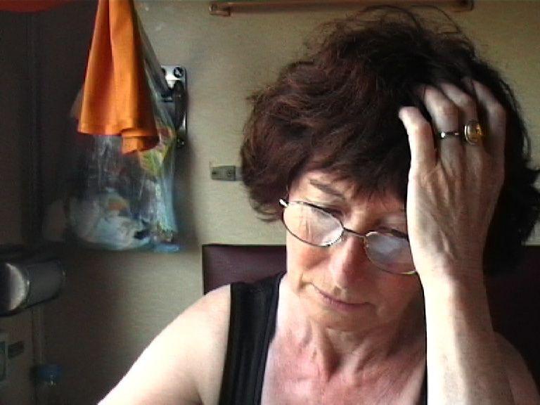 46 ans en 32 photos et 2 textes&#x3B; dans les landes de Haworth, oui je l'y voyais bien mais aussi bien à Le Quesnoy, Corsavy, Paris, au Revest, à Toulon, Hyères, au Rayol, en Camargue, à Thassos, Marrakech, Carthage, à Cuba La Havane, au Riuferrer (ses 2 dernières photos à J85), en montagne, sur les quais, au Rond-Point, dans le transsibérien