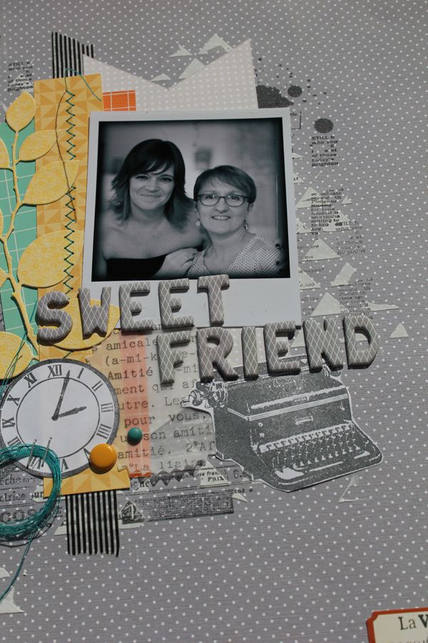 Scrapbooking Day #challenge Jas'piration Scrap