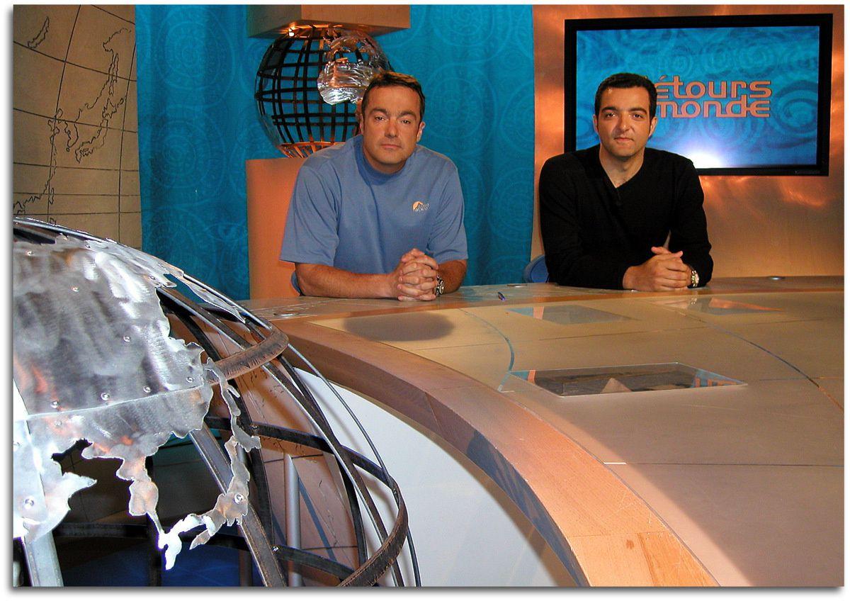 Première Télévision sur la chaine Voyage