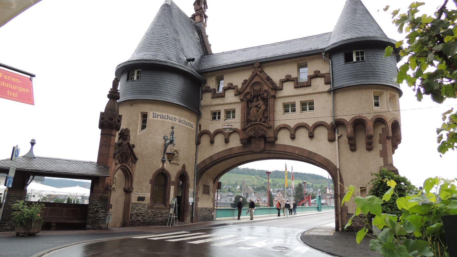 Vallée du Rhin et de la Moselle en Camping-car 2013