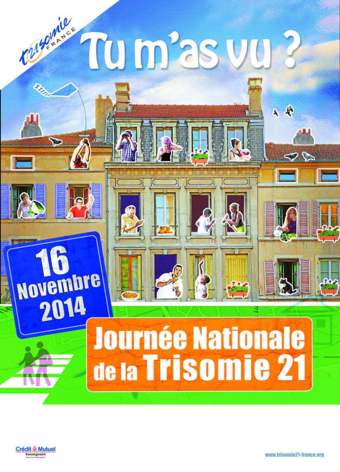 Journée nationale de la Trisomie