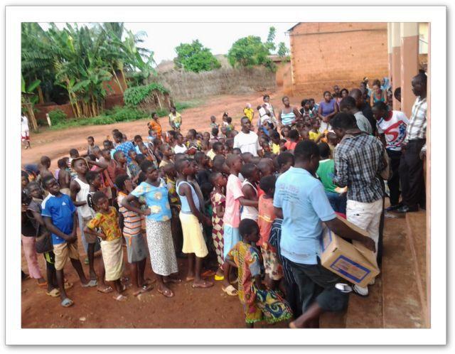 Togo ; orphelinat ; Aristide Zinsou ; association humanitaire