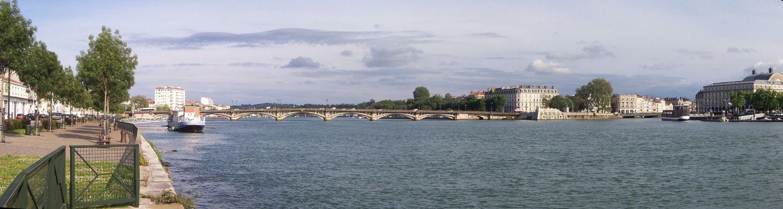 Midi en France à Bayonne