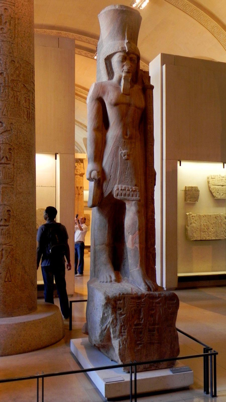 Le pharaon Séthi II (1203 - 1194 avant J.C)
