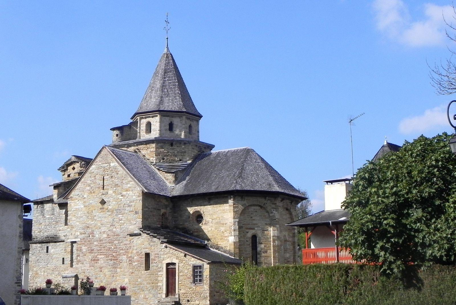 Cette église est un édifice unique en France.