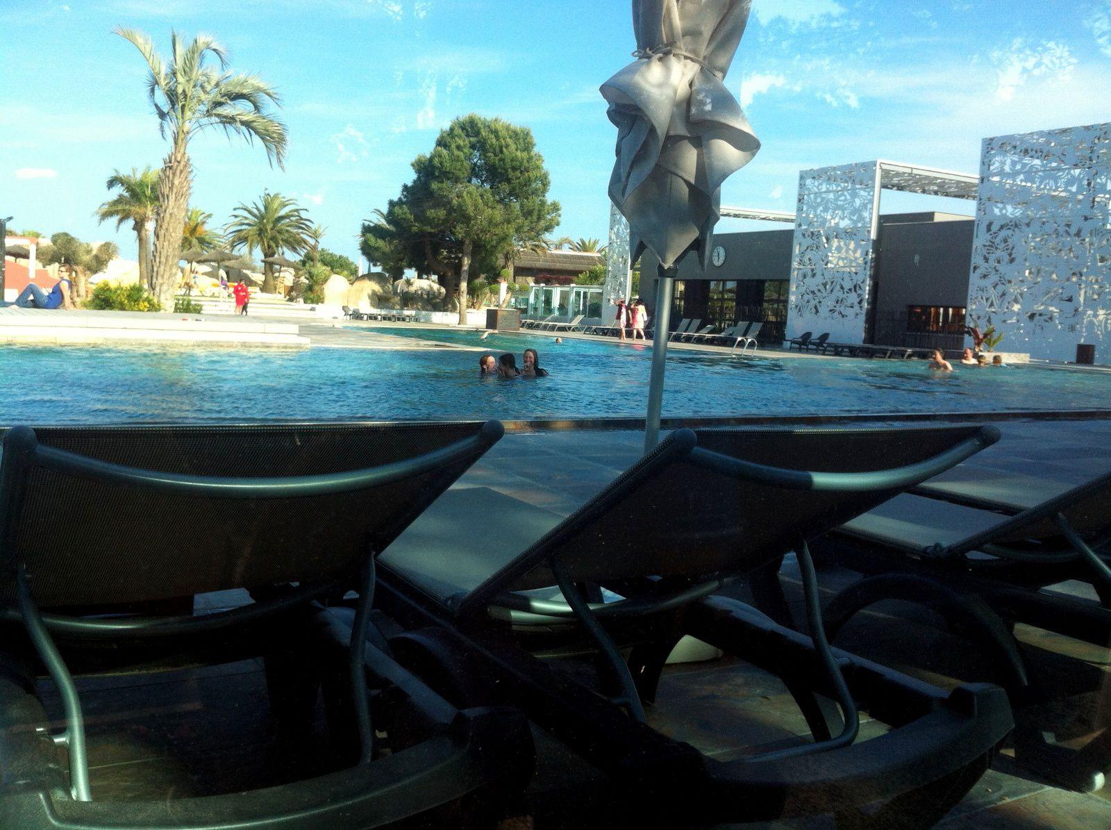 Une première piscine