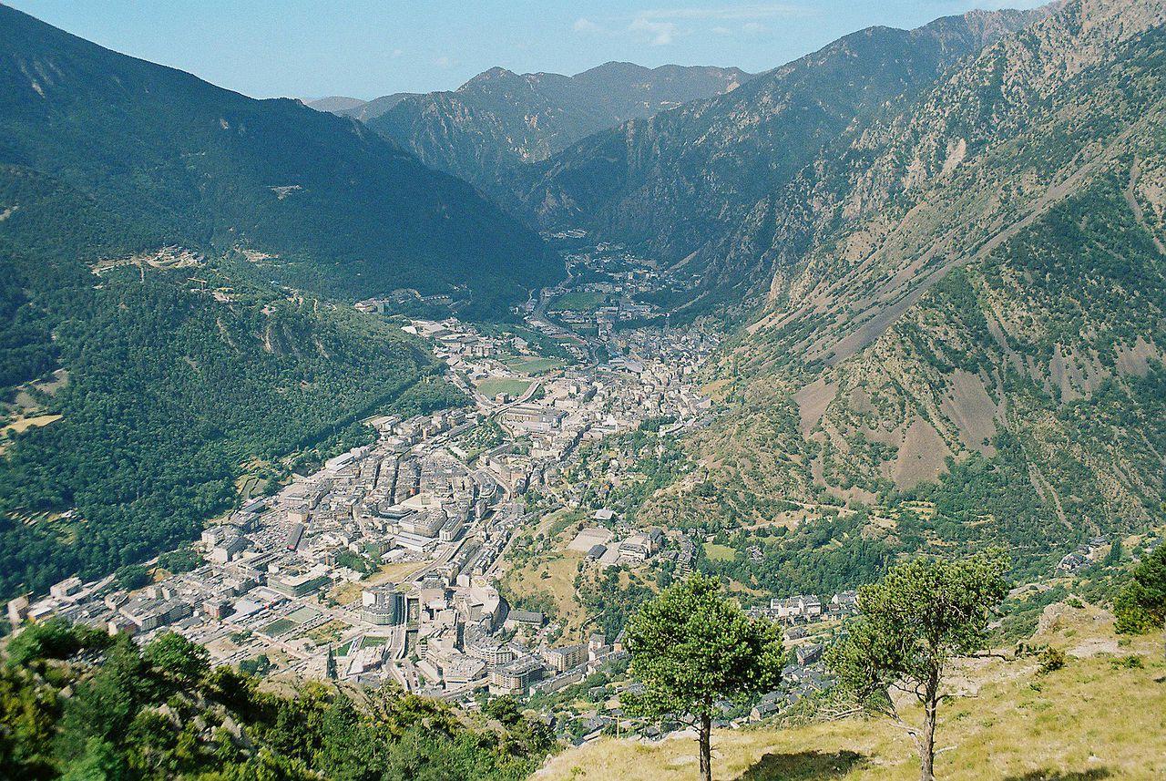 Vue générale de la ville (photo Wikipédia)