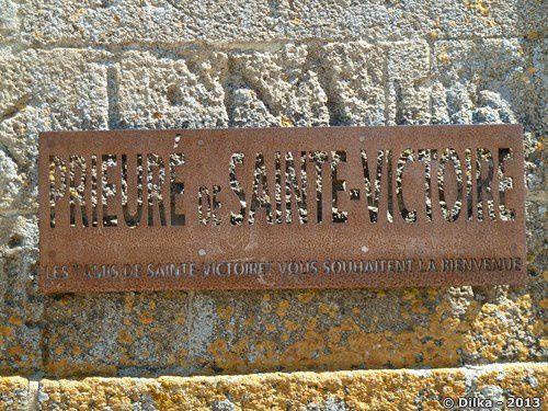 Le prieuré de la Sainte Victoire