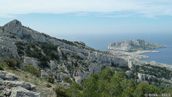 Vues sur Marseille