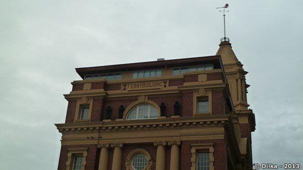Le Ferry Building, gare maritime