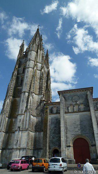L'église Saint Eutrope et sa crypte