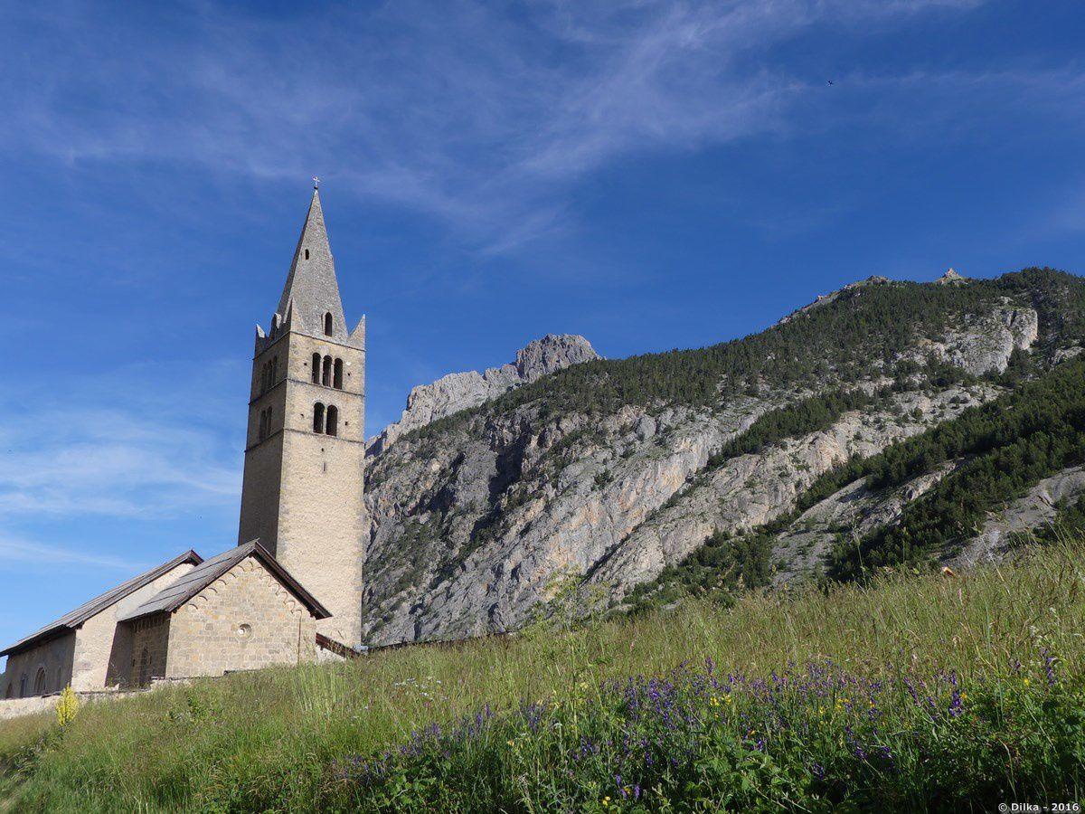 L'église Sainte-Cécile