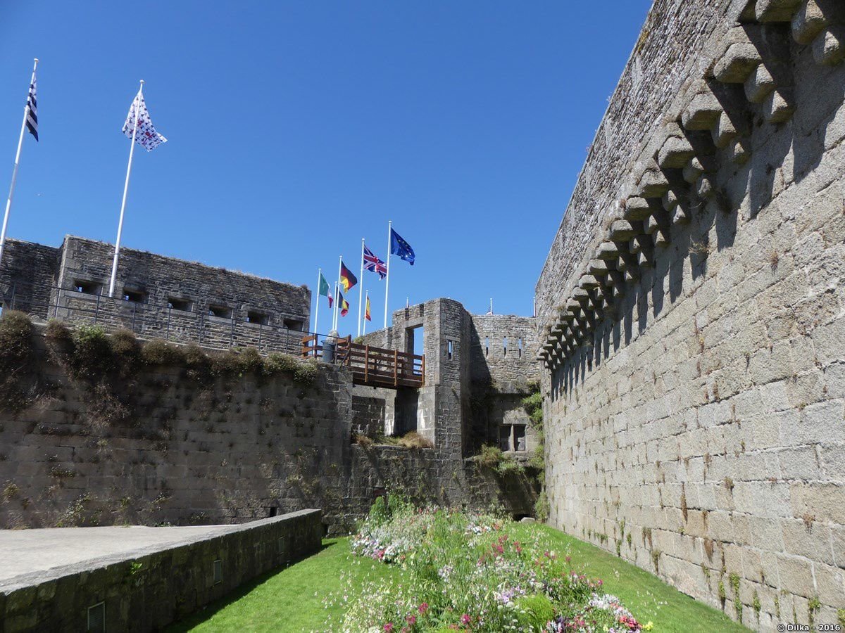 Les fortifications de la Ville Close