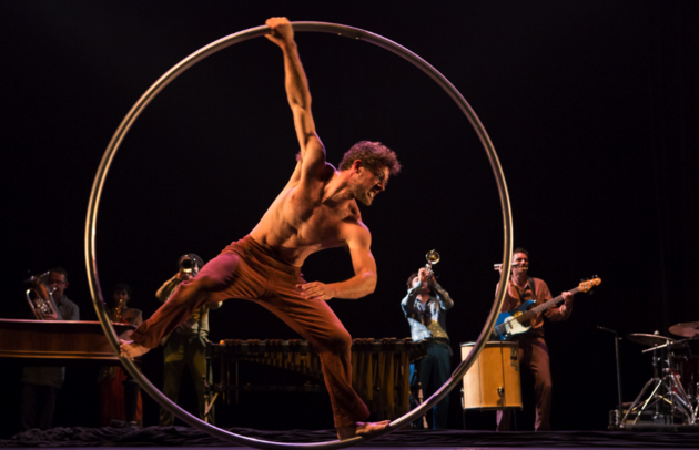 Cirque Plume: humain et moderne