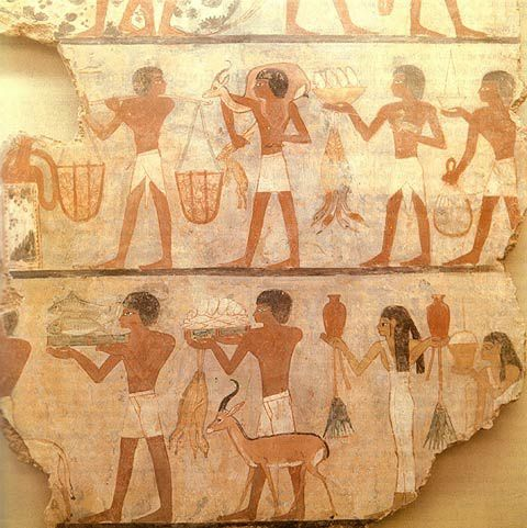 Trading system of egypt