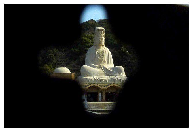 février 2013 : Kyoto, Le Ryozen Kannon