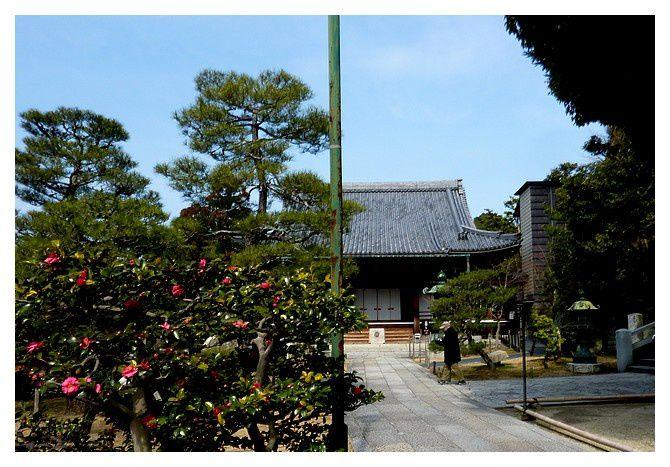 février 2013 : Kyoto, site de la sépulture de Shinran Shonin