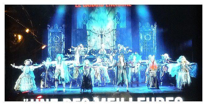 novembre 2014 : comédie musicale : Le Bal des Vampires